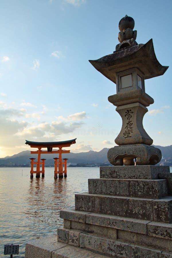 Miyajima Island stock photography