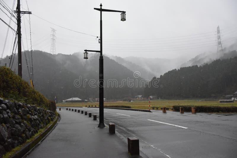 Miyama village in Kyoto, Japan royalty free stock photo
