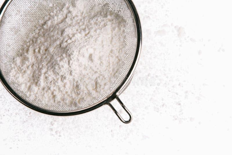 mjöl arkivfoton