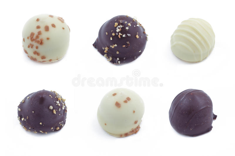 mjölkar mörkt läckert för choklad white fotografering för bildbyråer