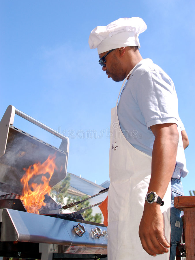 Download MJ BBQ1 Stock Photo - Image: 1107240