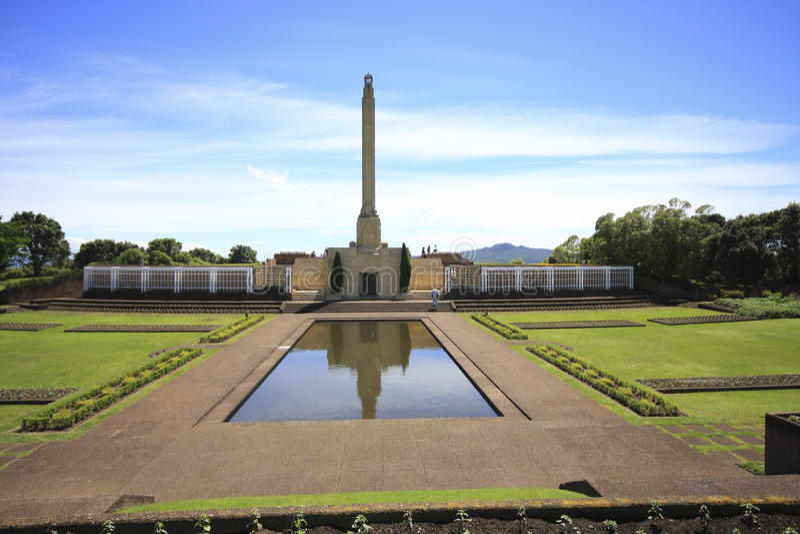 MJ dzikusa pomnik, misi zatoka obraz royalty free