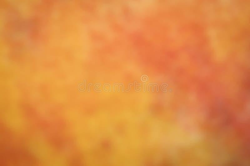 Mjuk röd och gul bakgrund arkivbild