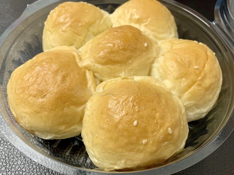 Mjukt släntra bröd royaltyfri foto