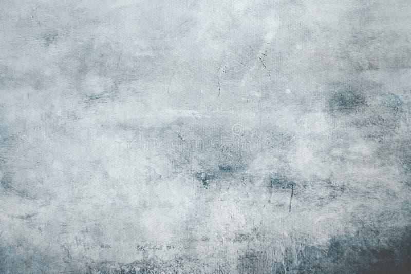 Mlecznoniebieski grungy brezentowy tło fotografia stock