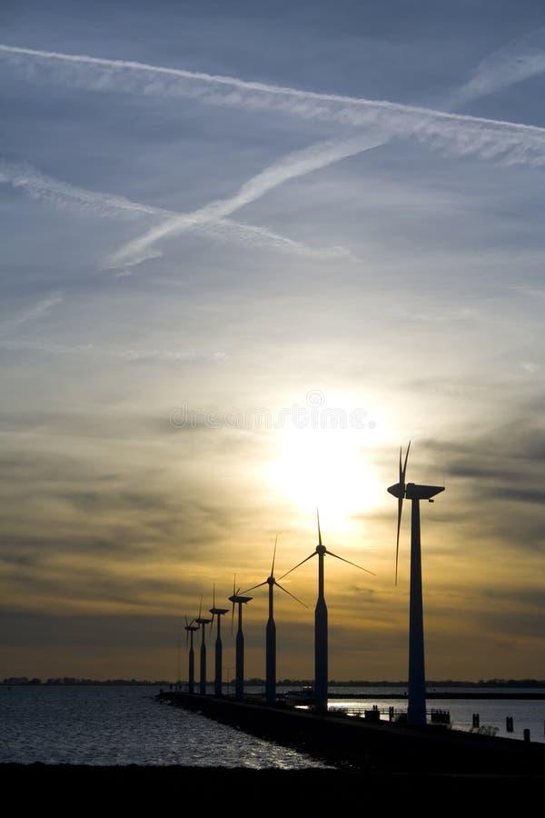 mleje turbina zdjęcia stock