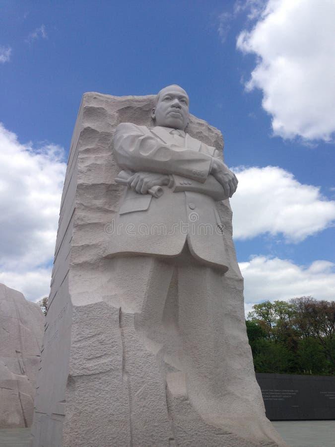 MLK-JR royaltyfria foton