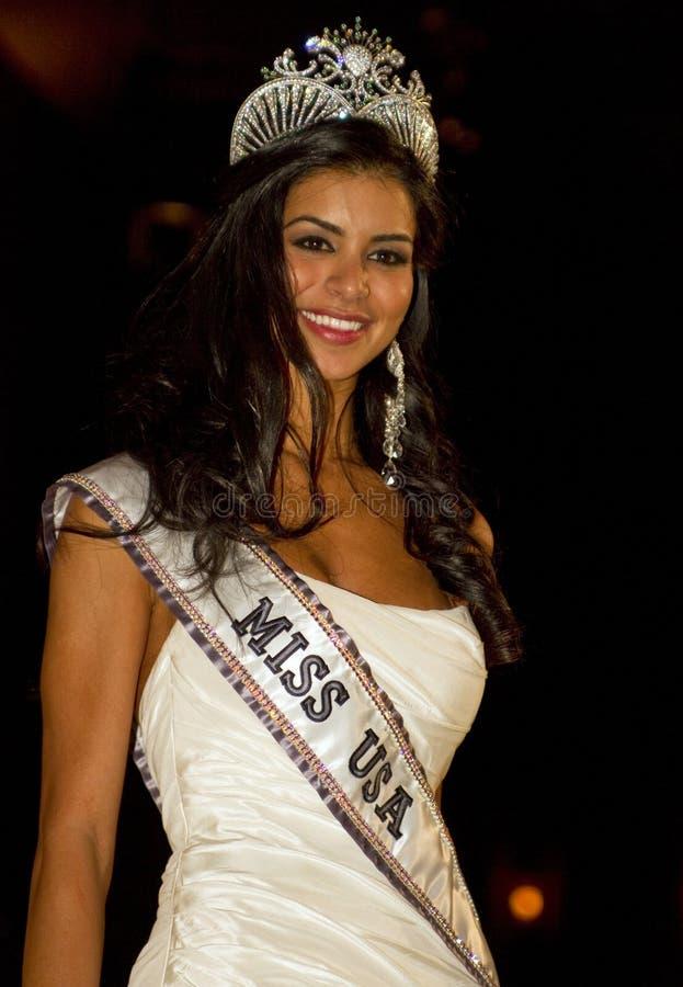 Mlle Etats-Unis 2010 images libres de droits