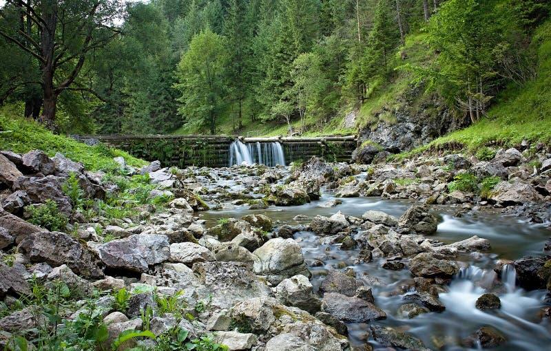 Mlyny - Oblazy, Kvacany valley - Slovakia. stock photo