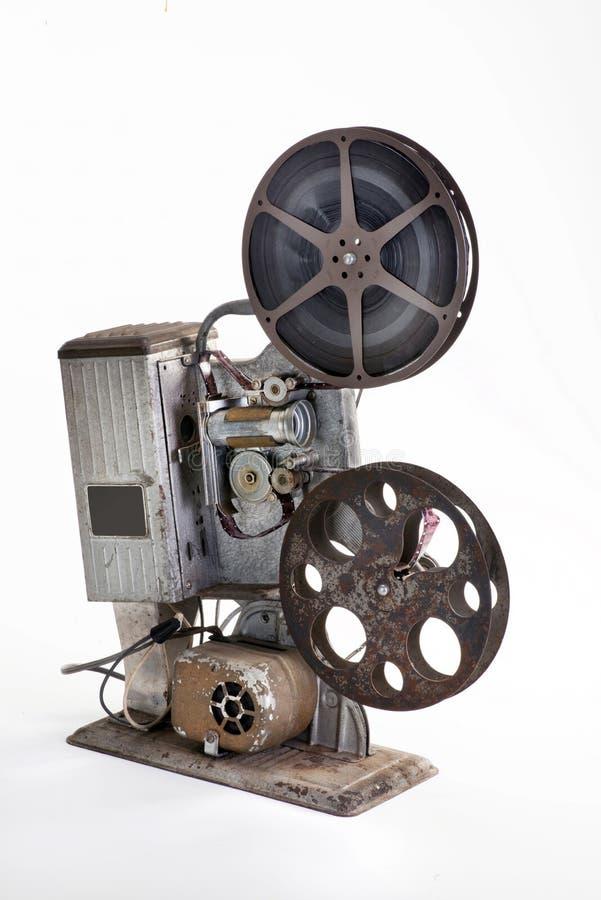 16mm电影放映机 图库摄影