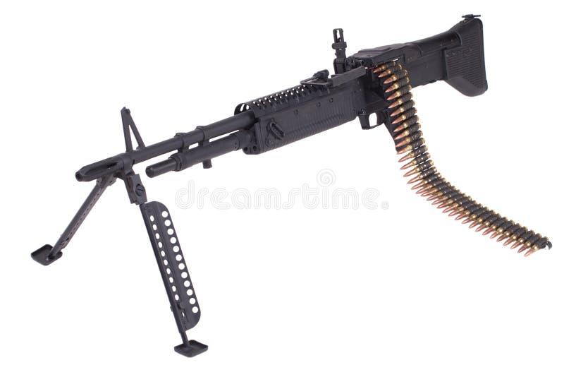 62mm 7 машина пушки m60 калибра армии сделали все еще нами США использовать используемое vietman войну стоковые изображения rf