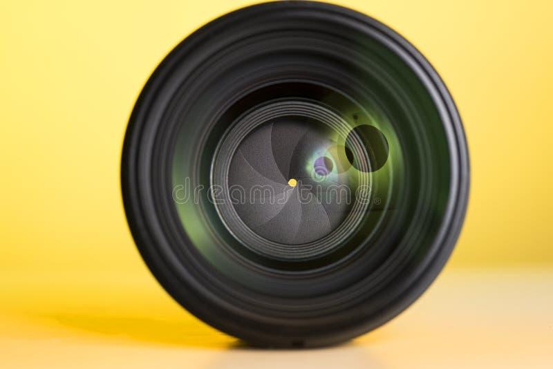 50mm头等透镜 免版税库存照片