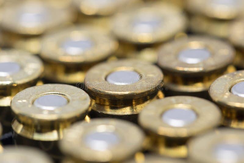 9mm Gewehrkugel lizenzfreies stockfoto
