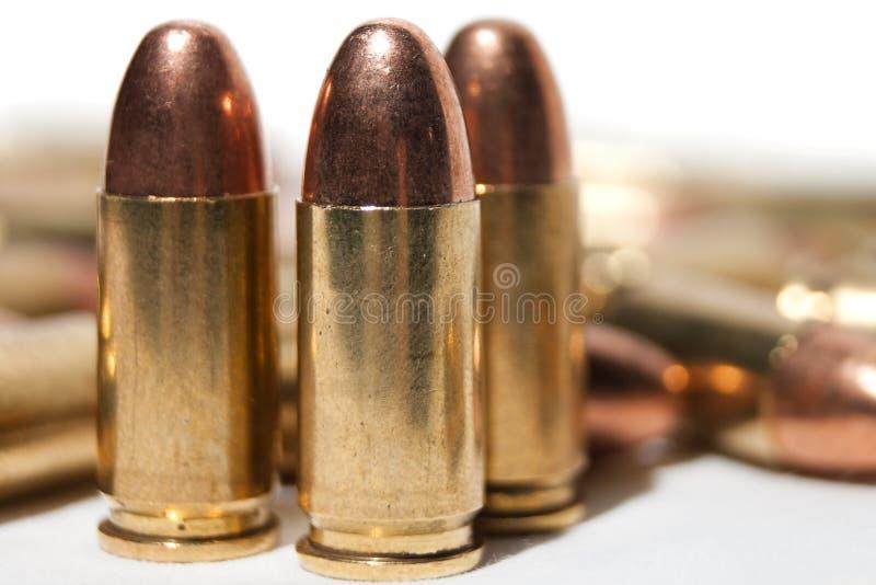 9mm kulor arkivfoto