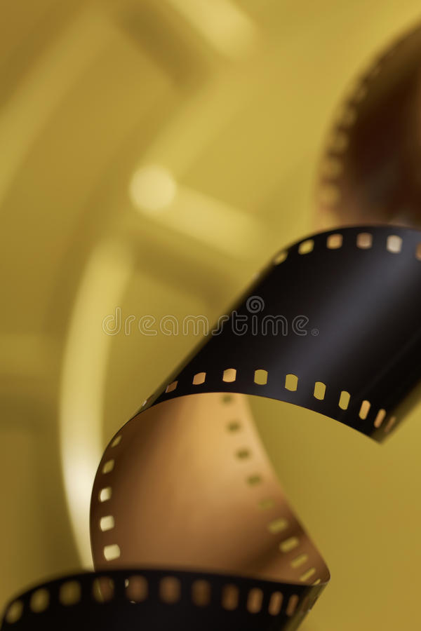 35 Mm Motion Picture Film Stock Photos
