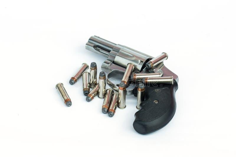 .357 mm pistolet fotografia royalty free