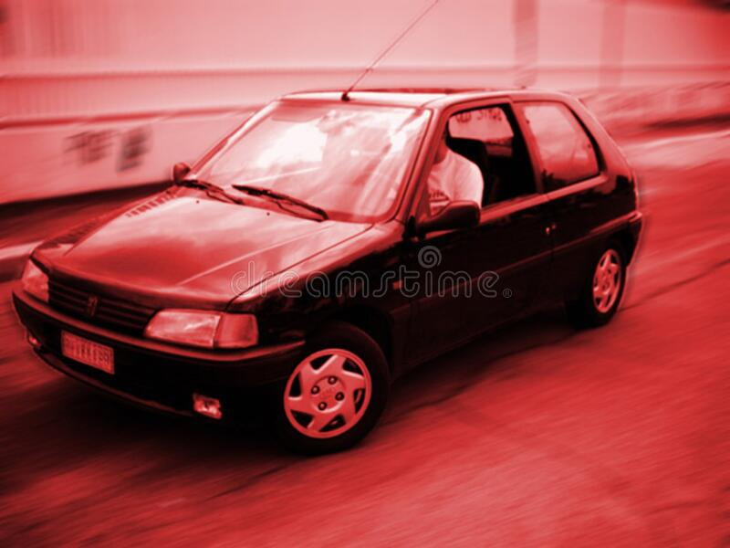 Download MM00A-0412 CAR 106 GJ RM POS TRUST Stock Image - Image of photo, macchina: 84981017