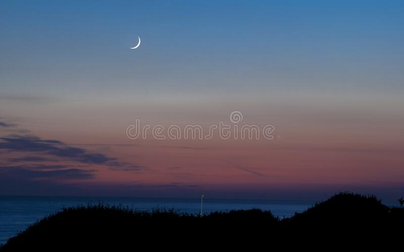 Mm38a-1405 Tvj Sea Ast Moon Lex D3000 Op Free Public Domain Cc0 Image