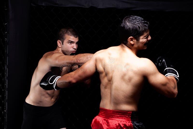 MMA imagenes de archivo