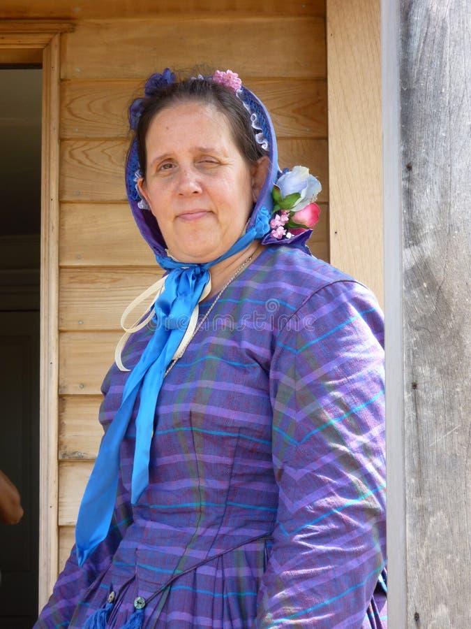 Mme Henry photo libre de droits