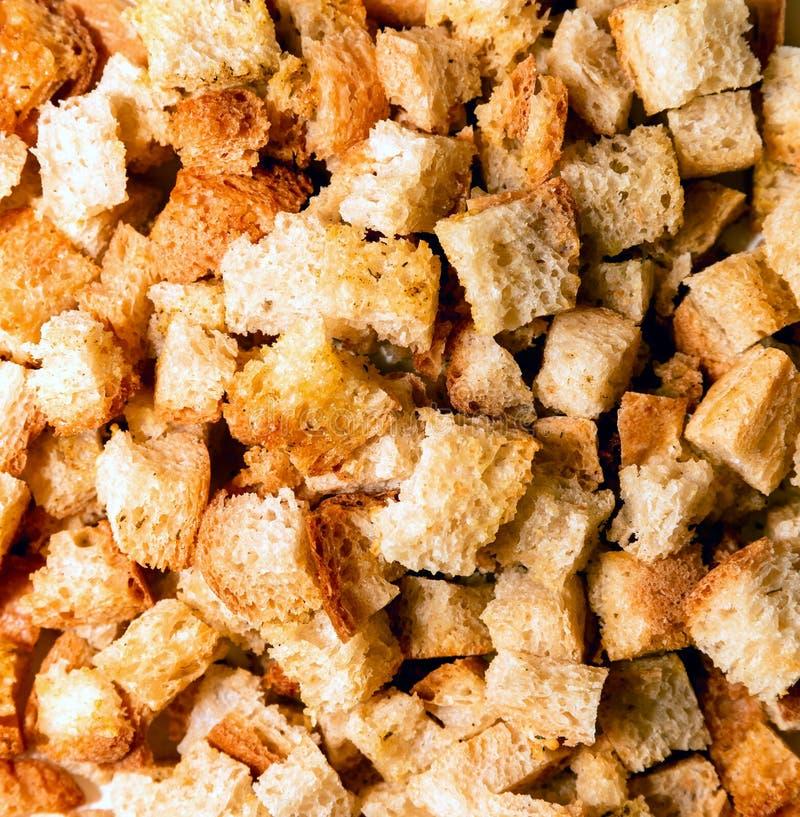 Mnóstwo chlebowe kruszki zdjęcie royalty free
