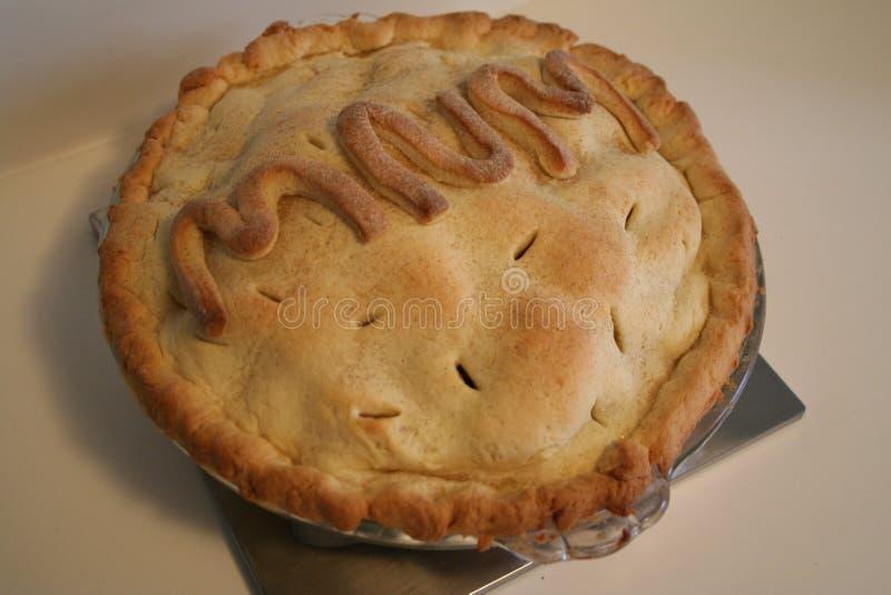 mnm apple pie royalty free stock photos