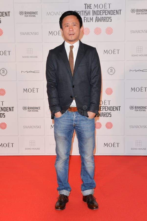 Moà 't Brytyjski Niezależny film Nagradza 2014 zdjęcie stock