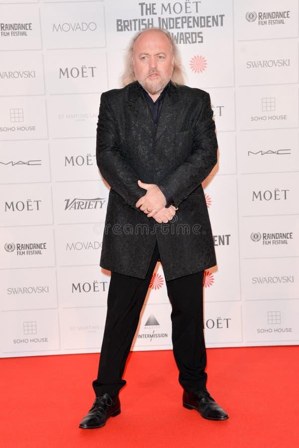Moët British Independent Film Awards 2014. LONDON, ENGLAND - DECEMBER 07: Bill Bailey attends the Moet British Independent Film Awards 2014 at Old royalty free stock photo