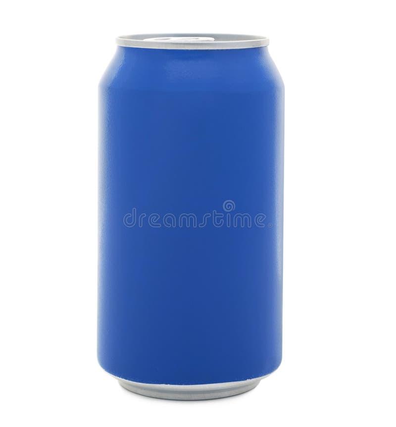 może ślepej soda fotografia stock