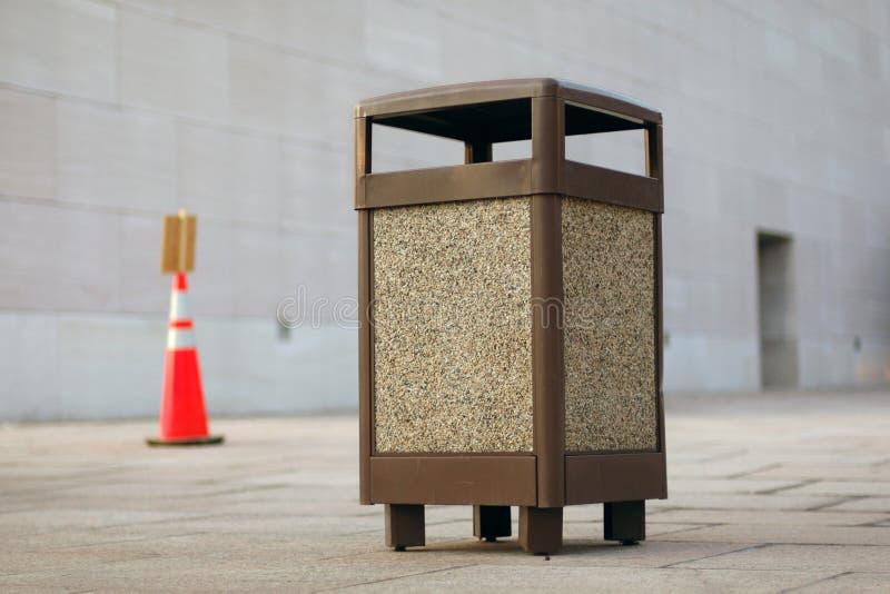 może śmieciarski społeczeństwo obraz stock