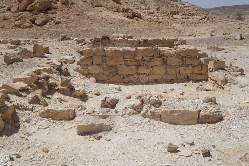 Moa-fästning arkivfoton