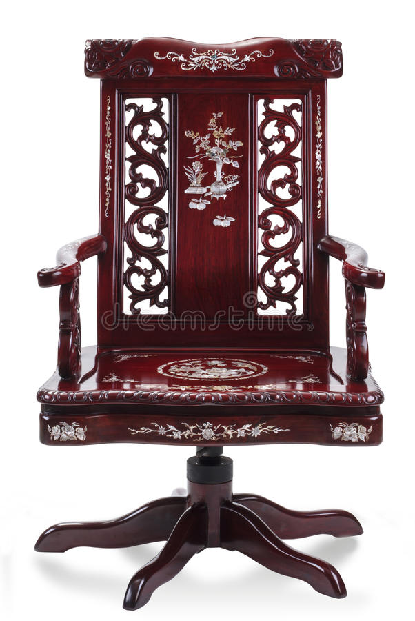 Mobília chinesa imagens de stock royalty free