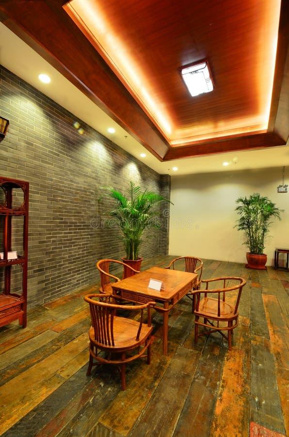 Mobília chinesa velha fotos de stock royalty free