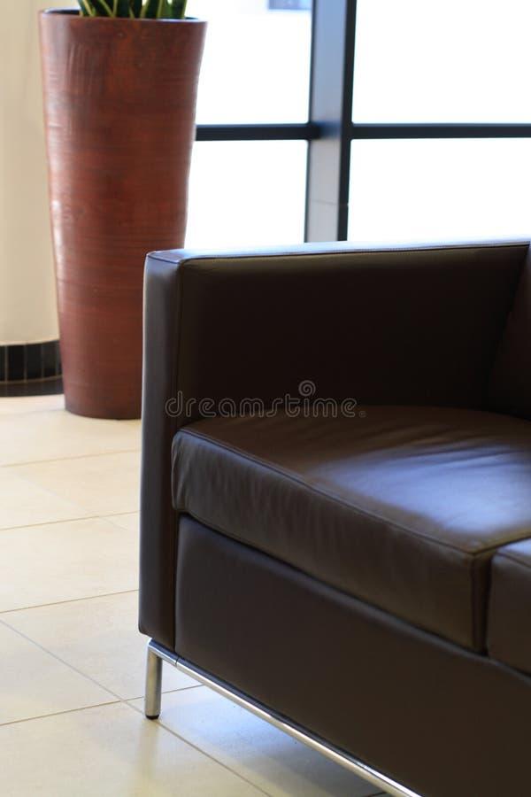 Mobília de escritório imagens de stock royalty free