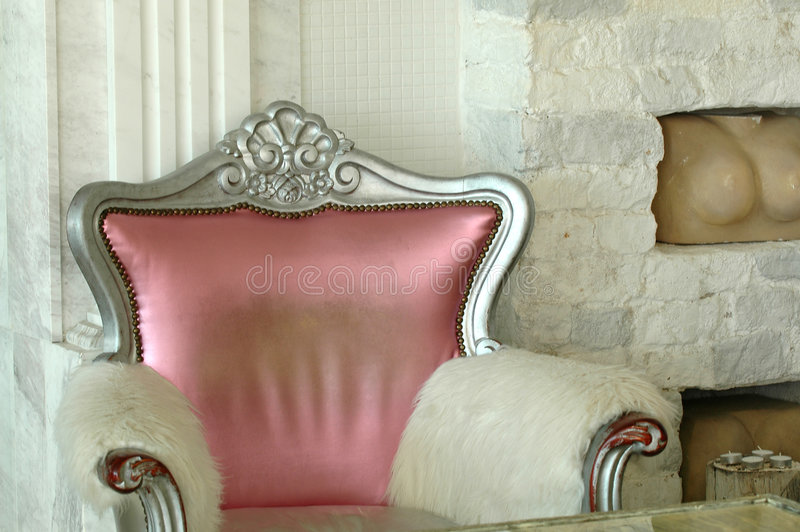 Mobília na moda foto de stock royalty free