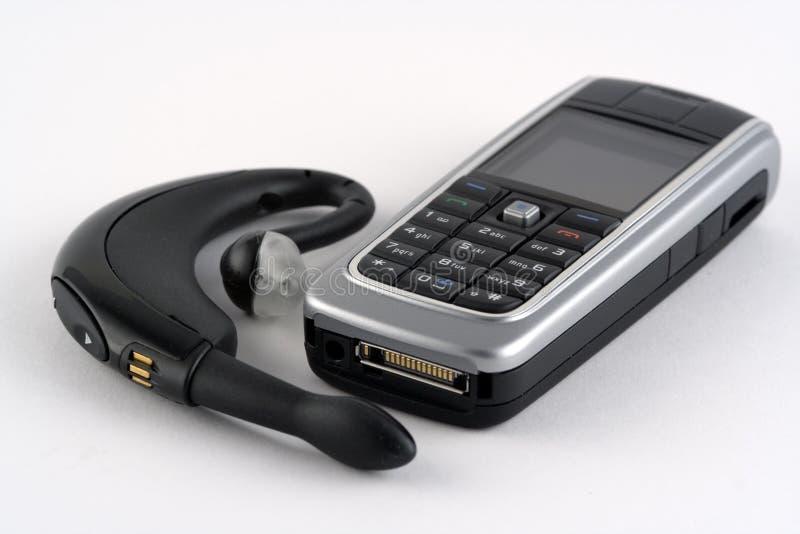 Mobiel Communicatiemiddel royalty-vrije stock foto
