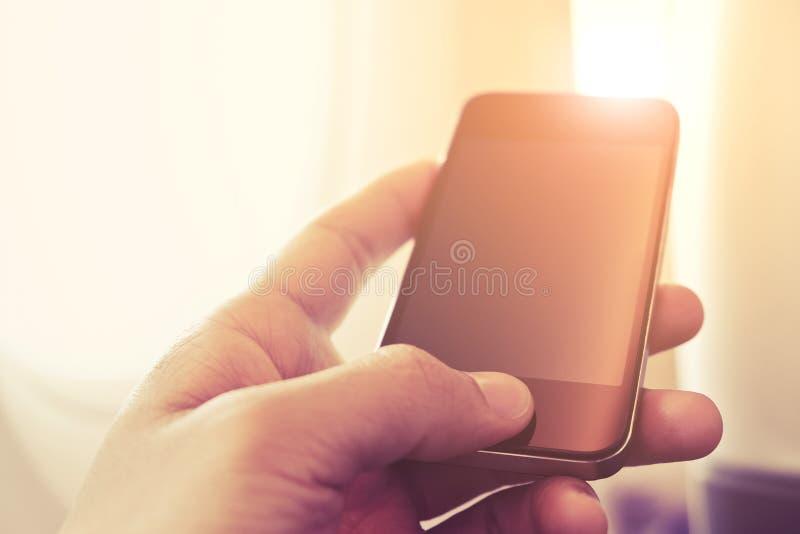 Mobiel verbind stock afbeeldingen