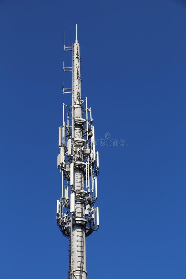 Mobiele communicatiemiddelen royalty-vrije stock foto