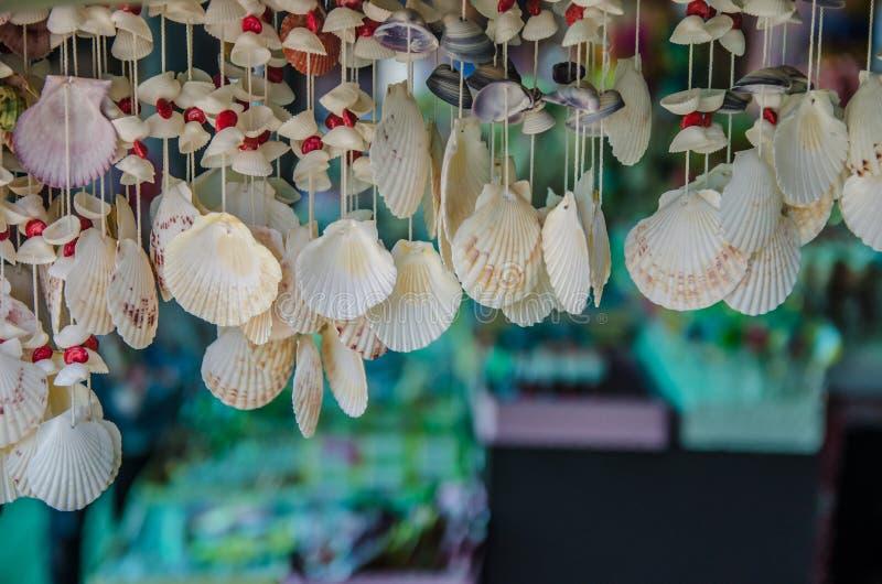 Mobiele shells stock foto