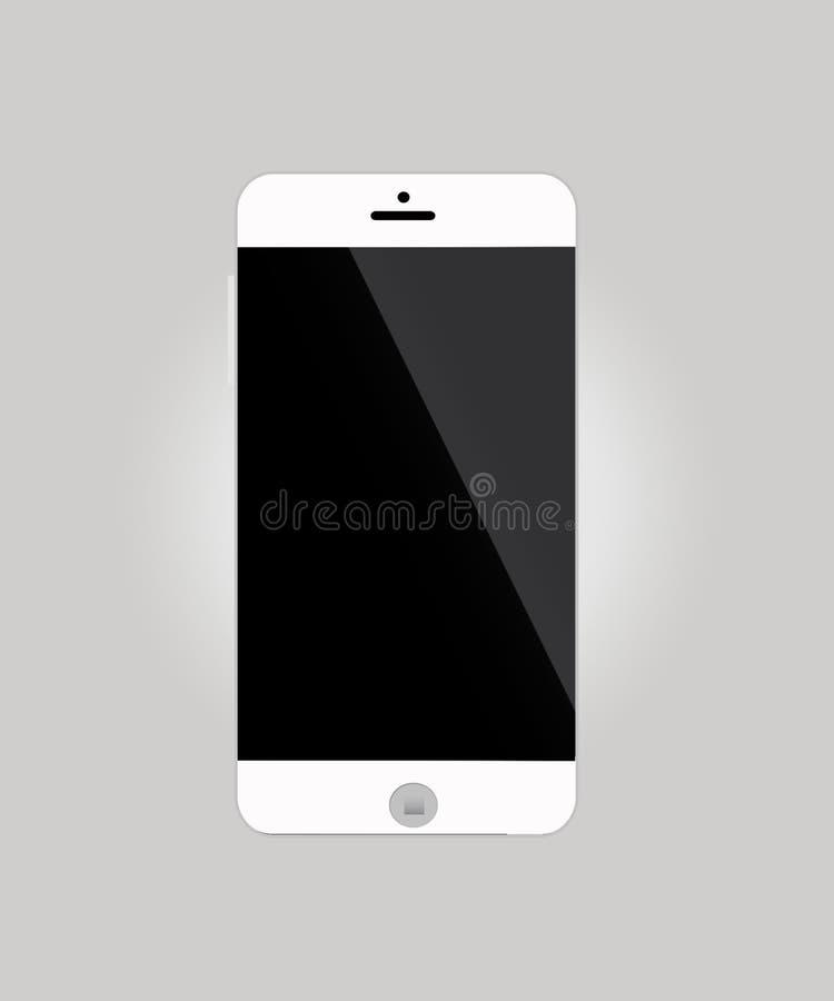 Mobiele slimme telefoon stock afbeeldingen
