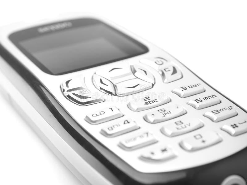 Download Mobiele telefoon stock afbeelding. Afbeelding bestaande uit draadloos - 42163