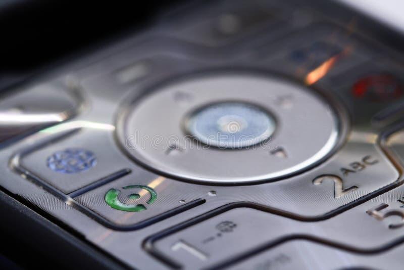 Mobiele telefoon stock fotografie