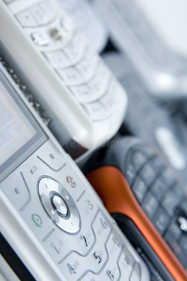 Mobiele Telefoons Royalty-vrije Stock Fotografie