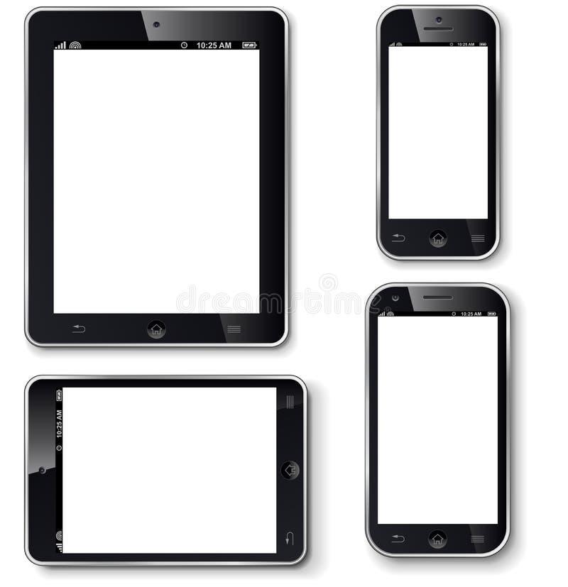 Mobiele telefoons en tabletten