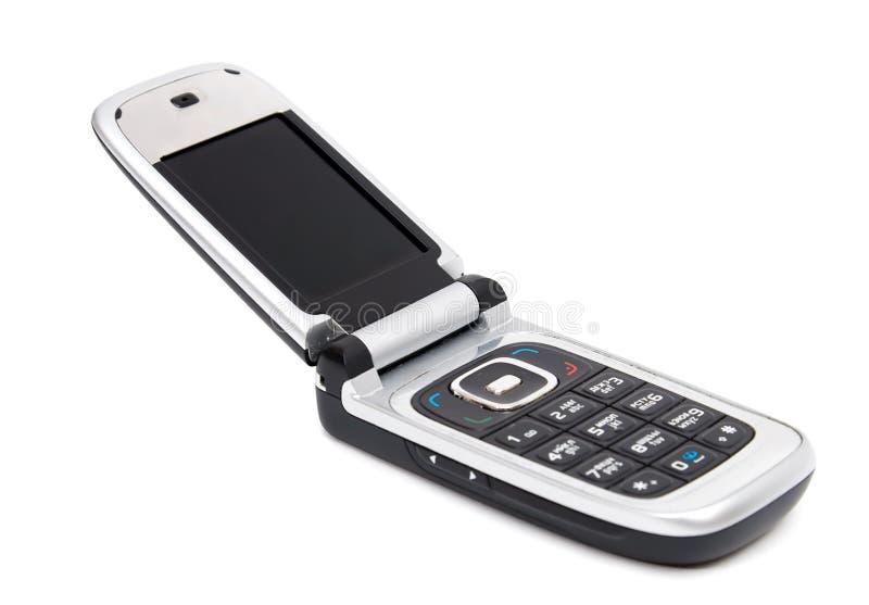 mobil modern telefon royaltyfri fotografi