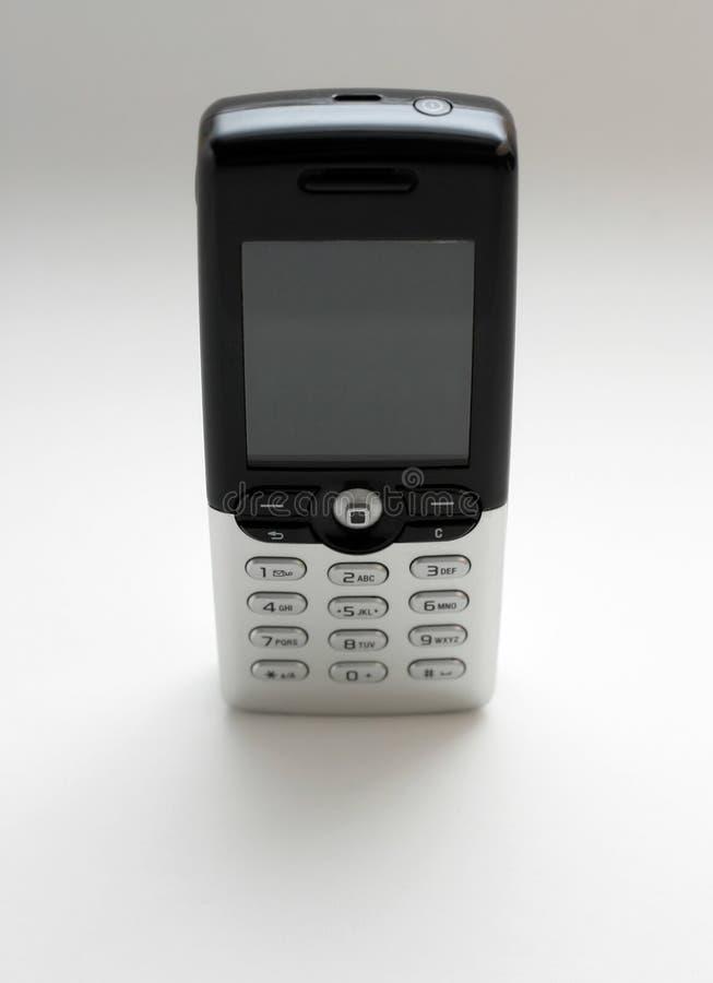 Download Mobil telefon arkivfoto. Bild av apparat, utrustning, isolerat - 44216