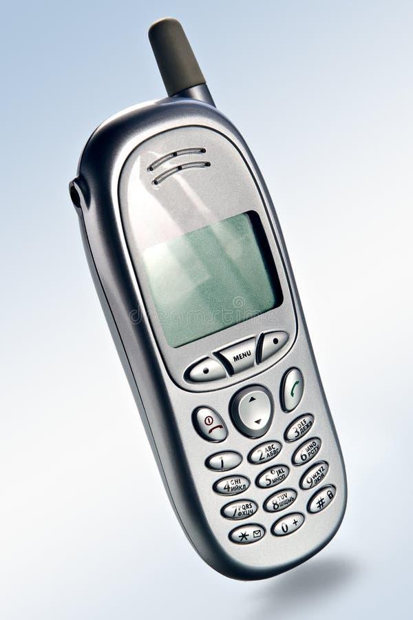mobil telefonsilver för cell arkivbilder