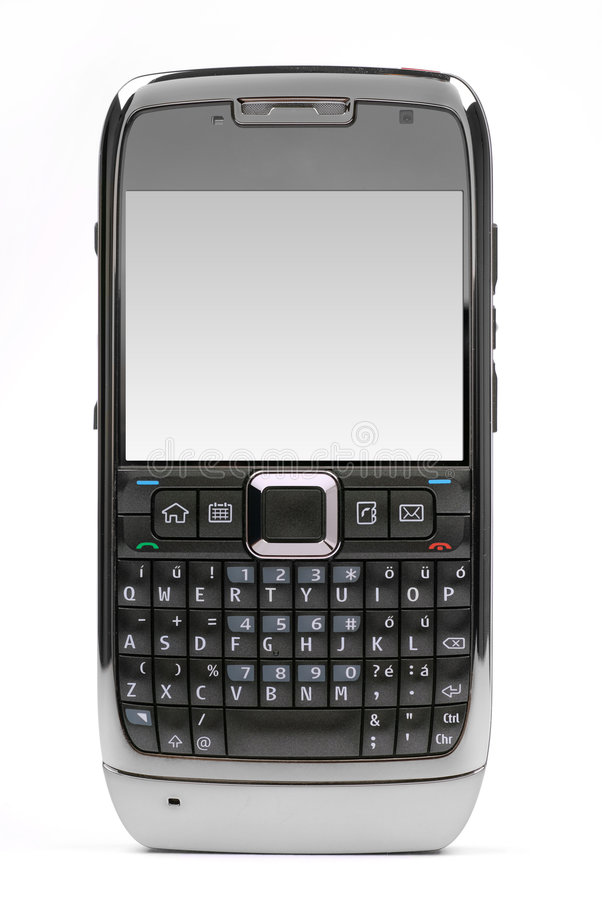 Mobil Telefonsmartphone Arkivbilder