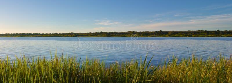 Mobil-Tensawfloddelta arkivfoton