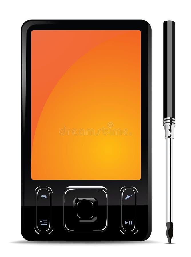 Mobile illustration de vecteur